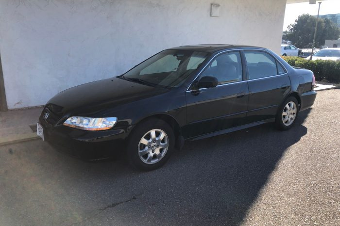 02 HONDA ACCORD (7RPP397)