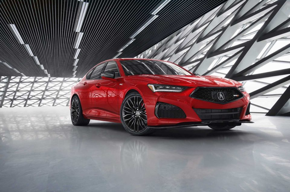 2021 acura tlx review ratings specs prices and photos