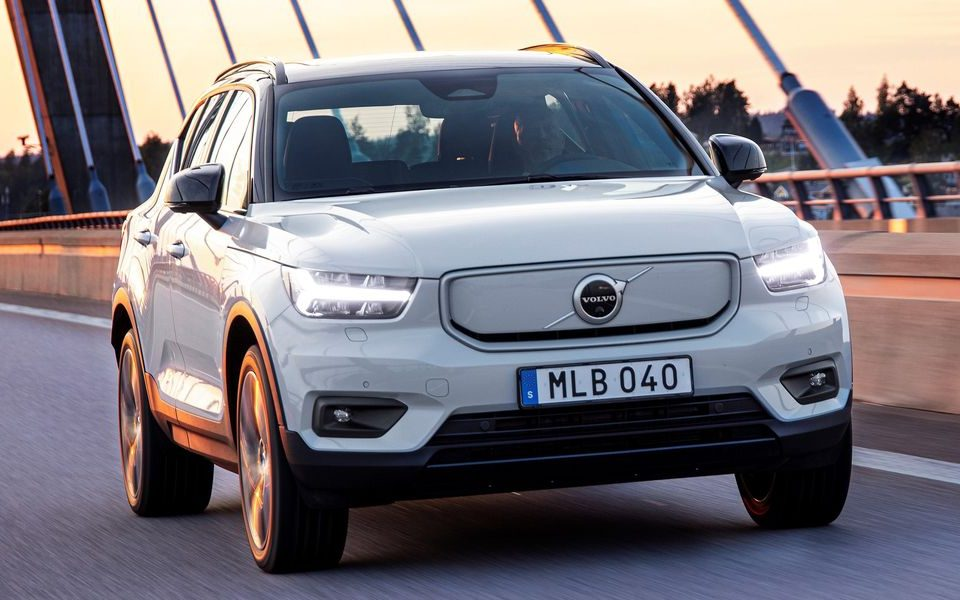 2021 volvo xc40 recharge puts volvo in the ev game - car